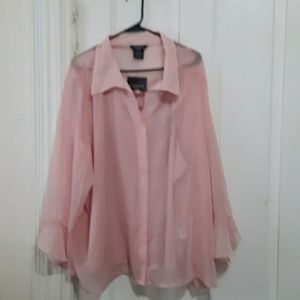 Pink Blouse - 2 piece
